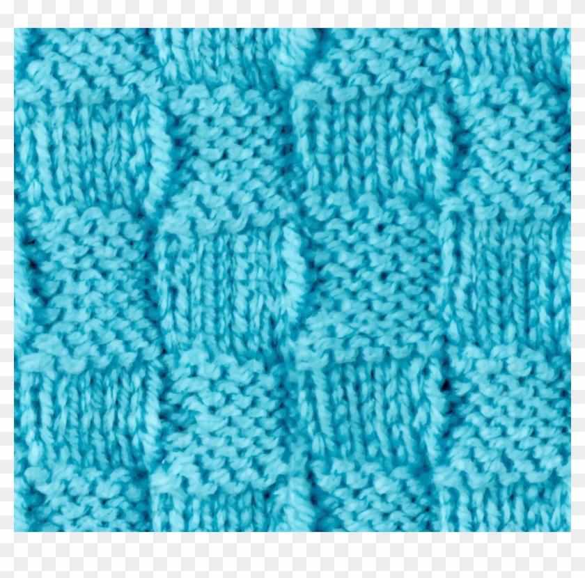 Knitting Woolen Yarn Woven Fabric - Knitting Clipart #845177