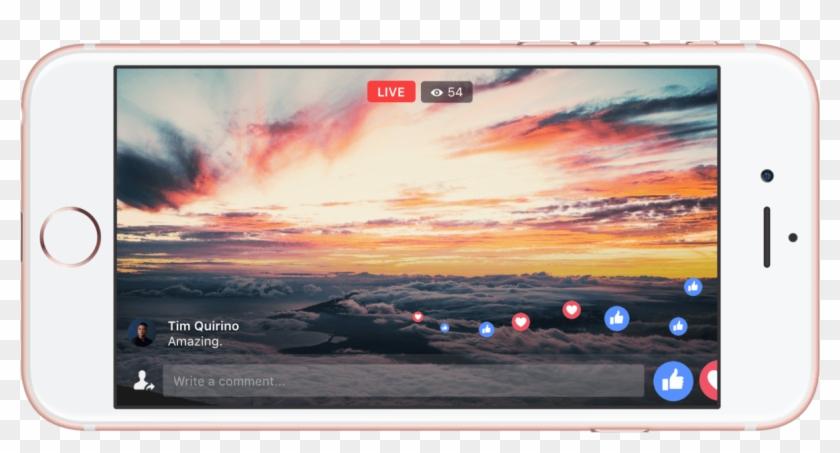Bc1a562c 0ce2 4c2b 802d Aa8066a4f526 - Facebook Live Clipart #846817