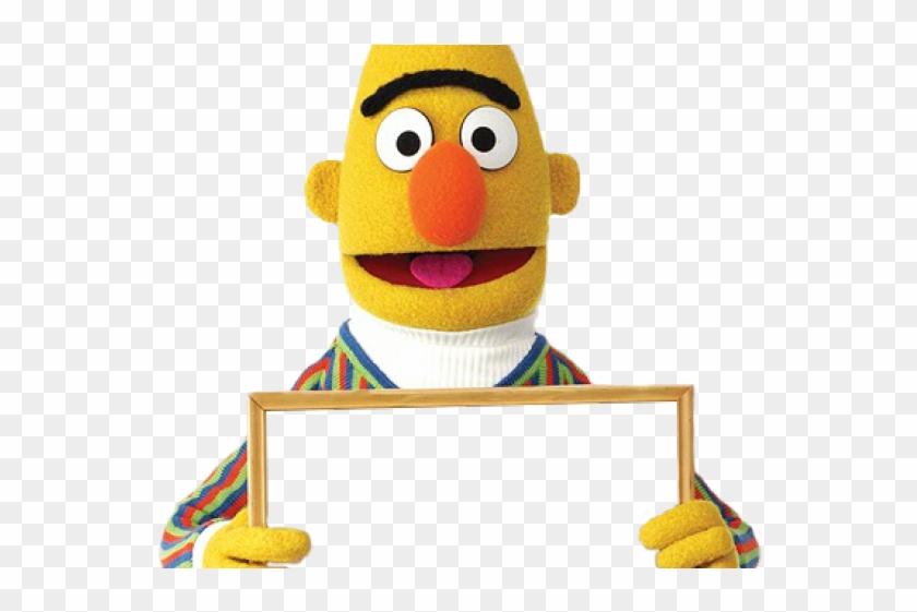 Sesame Street Clipart Big Bird Bert Hd Png Download