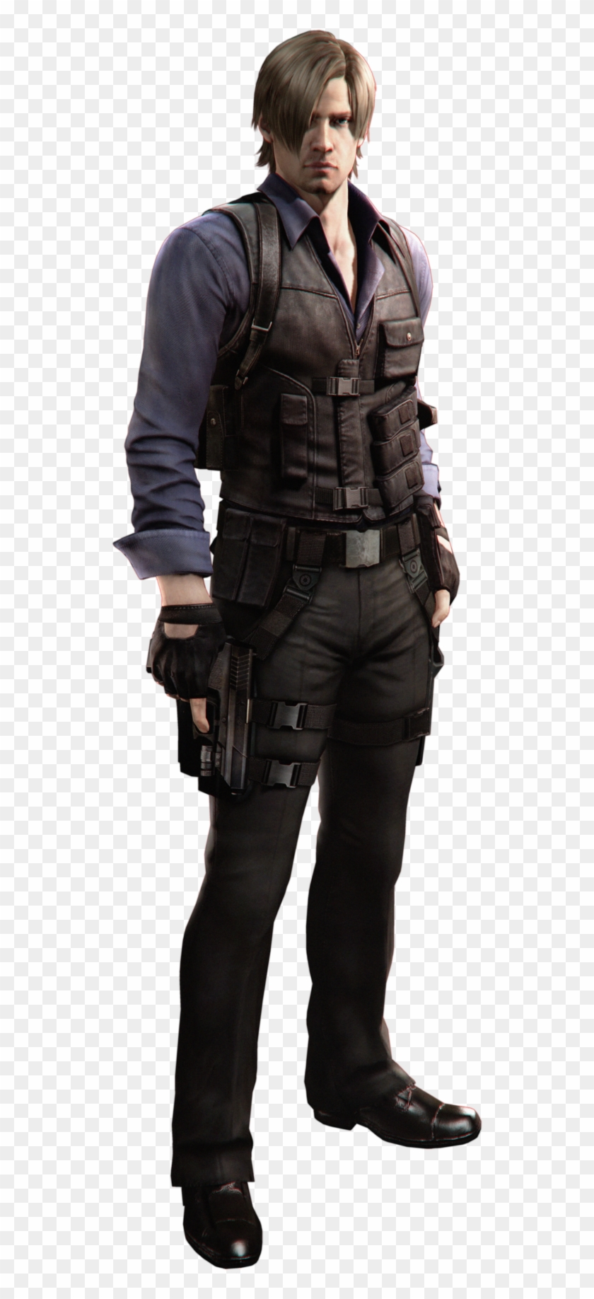 Resident Evil 6 Leon Png Leon Kennedy Resident Evil 6 Clipart