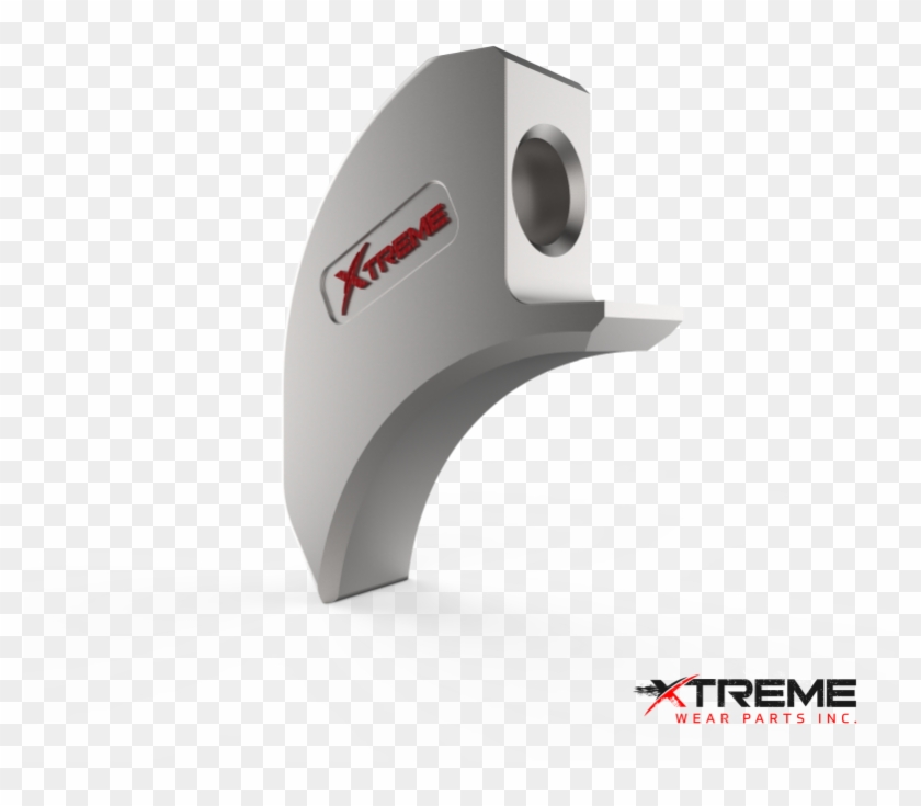 Anvil Teeth Holder For Fae Type C Single M20 Bolt Teeth - Infrared Thermometer Clipart #860259