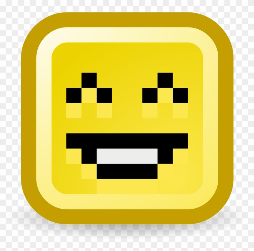 Smiley Emoticon Computer Icons Minecraft Emoji - Clip Art - Png Download #863283