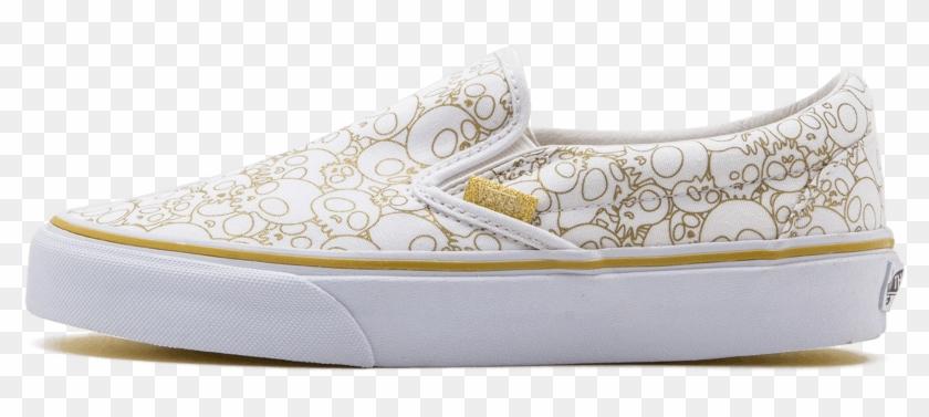 Vans Classic Slip-on Lx Shoes - Slip-on Shoe Clipart #871305