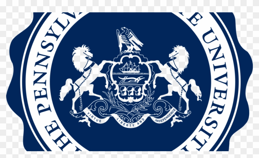 Penn State Seal 1000×563 - Penn State School Logo Clipart #871762