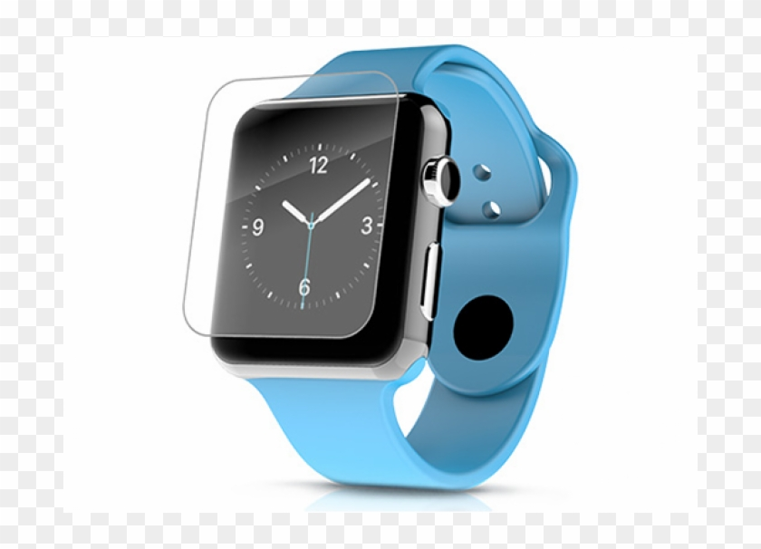 Zagg Apple Watch Series 3 Screen Protector Clipart #874475