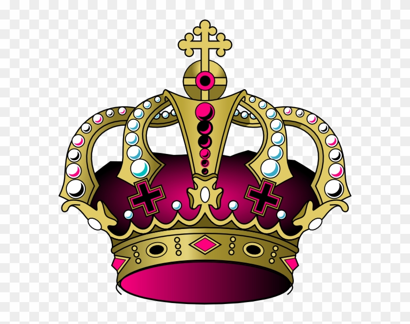 Royal Crown No Background Clipart #875072