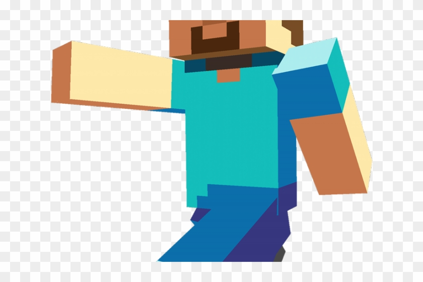 Minecraft Clipart Video Game Character Steve Minecraft Png