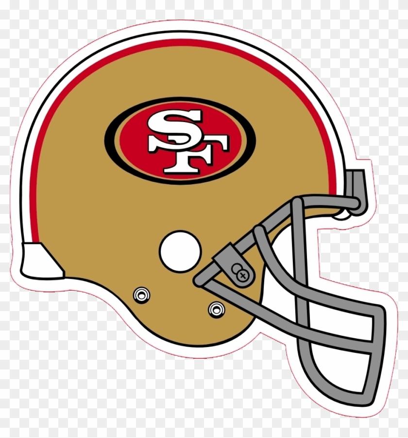 49ers Logo Transparent Wwwpixsharkcom Images San Francisco 49ers Clipart 882075 Pikpng