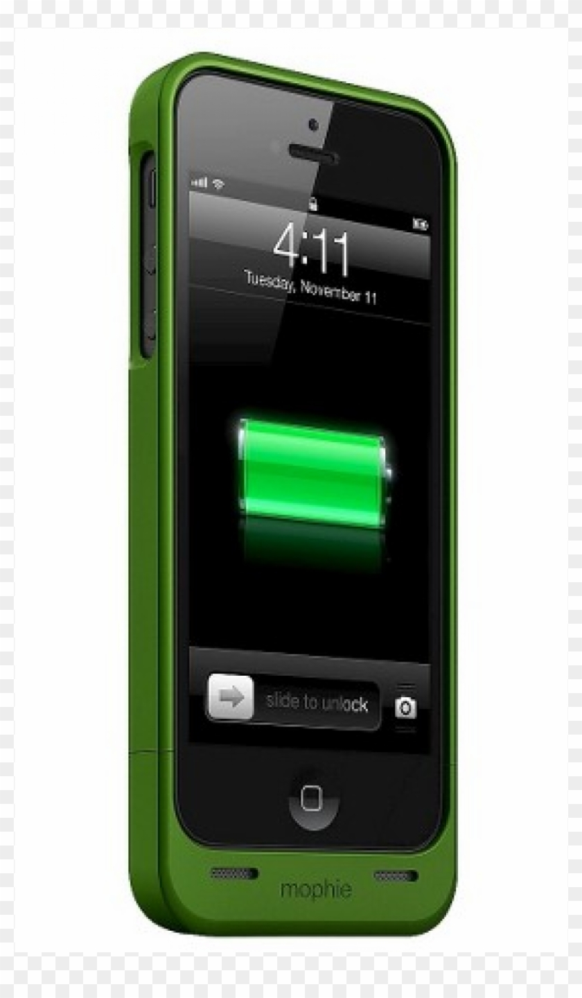 Mophie Helium Mobile Phone Battery Charger For Iphone - Чехол Аккумулятор Для Iphone 5 Clipart #890902