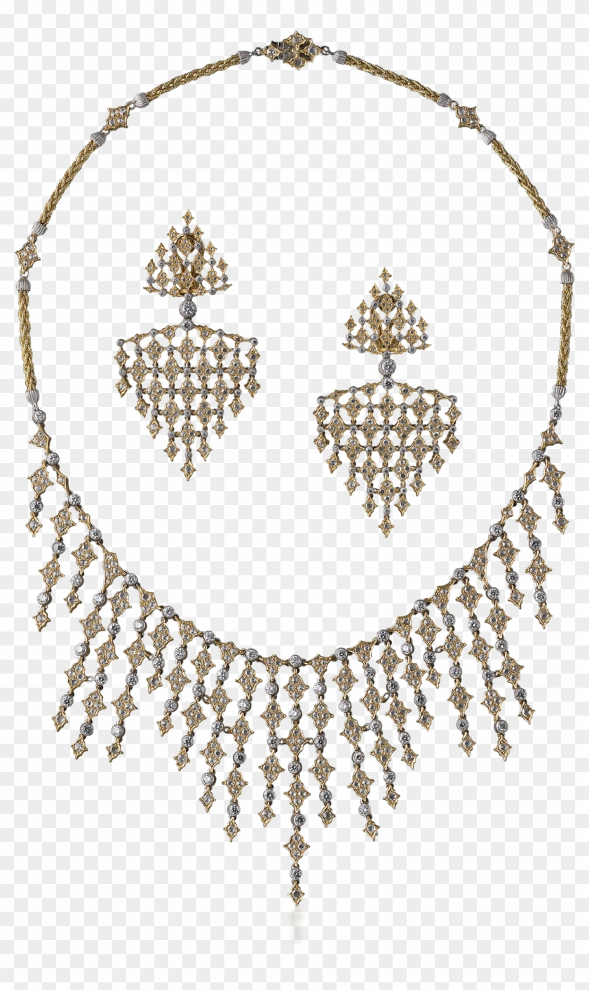 Necklace And Pendant Earrings Set Necklace Clipart 894005 Pikpng