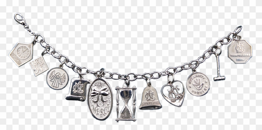 Image Free Download Earring Jewellery Bracelet Jewelry - Charm Bracelet Transparent Background Clipart #894246