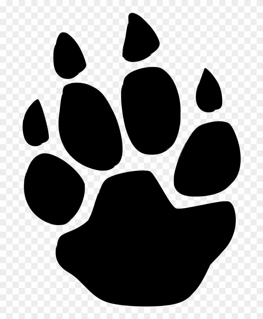 Download Png Wolf Paw Print Clipart 898940 Pikpng Download 514 paw print cliparts for free. download png wolf paw print clipart