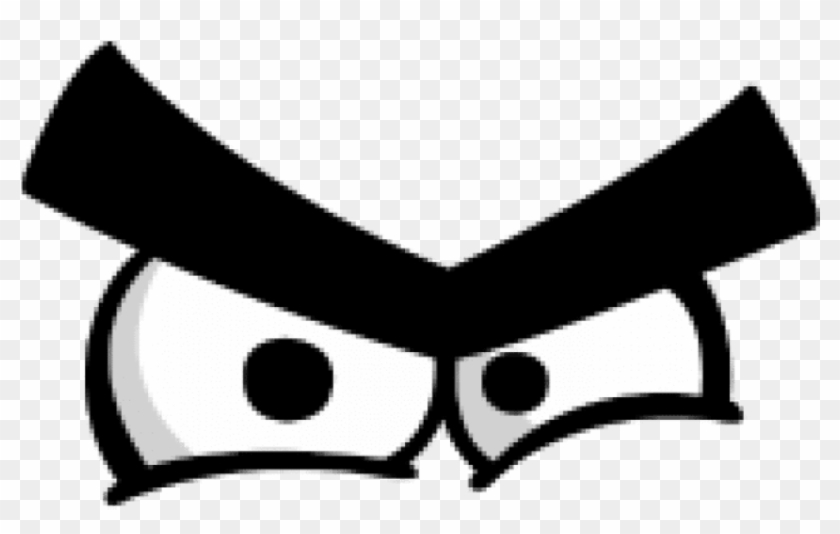 Free Png Download Angry Eyes Cartoon Png Images Background