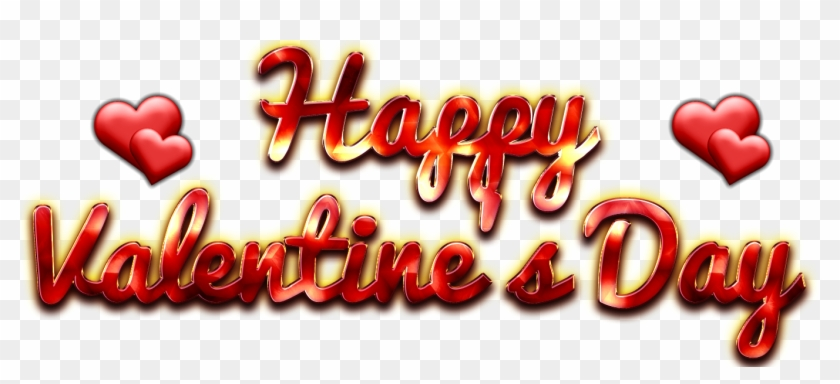 Happy Valentines Day Png Pic - Electronic Signage Clipart #96392