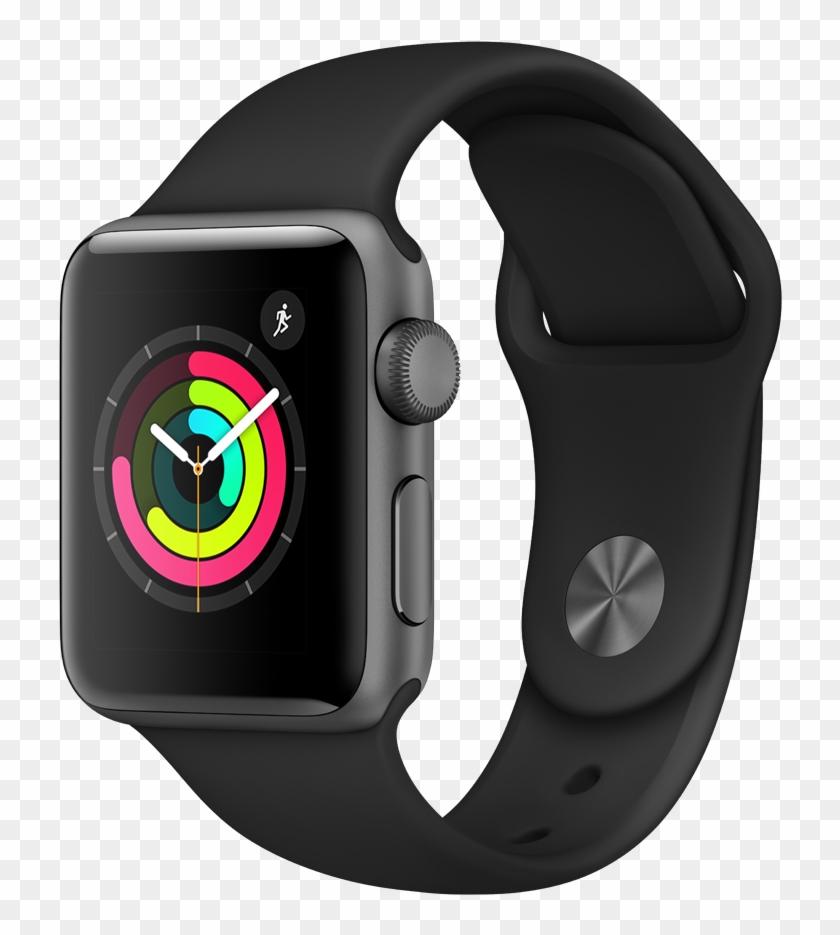 Apple Watch Series - Apple Watch Series 3 Clipart #99692