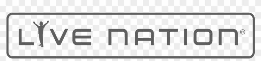 Live Nation Logo - Live Nation Clipart #900042