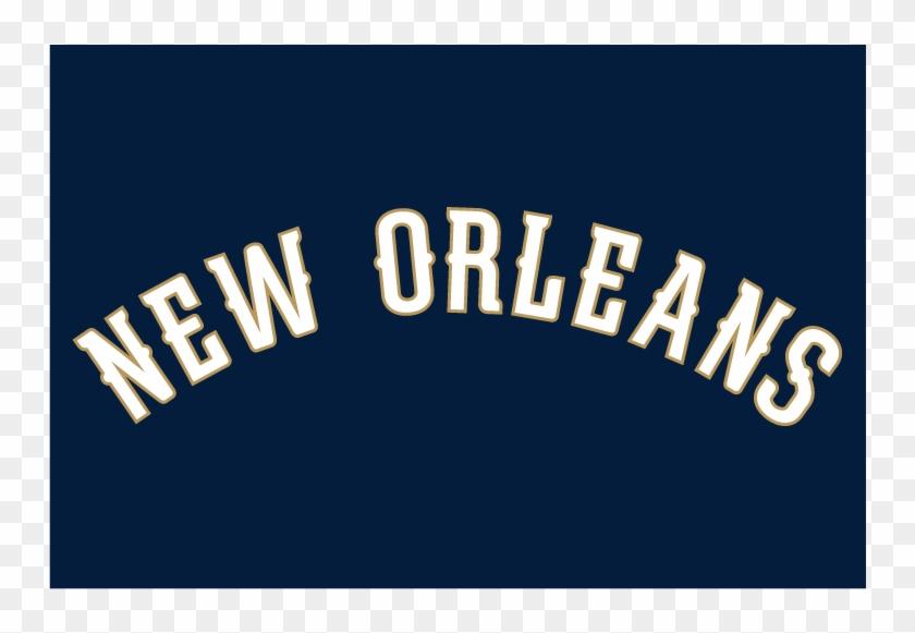 New Orleans Pelicans Logo Png - New Orleans Pelicans Logo Font Clipart #902342