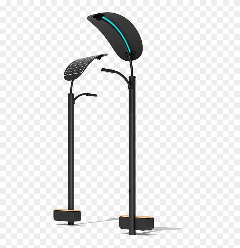 Engo Planet Street Lamp , Png Download - Smart Street Lights Clipart Transparent Png #904351