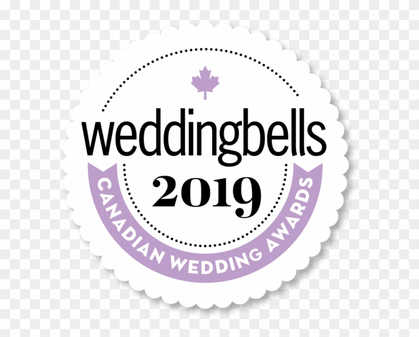 The Weddingbells Canadian Wedding Awards 2019 Will - Wedding Bells Magazine Clipart #904876