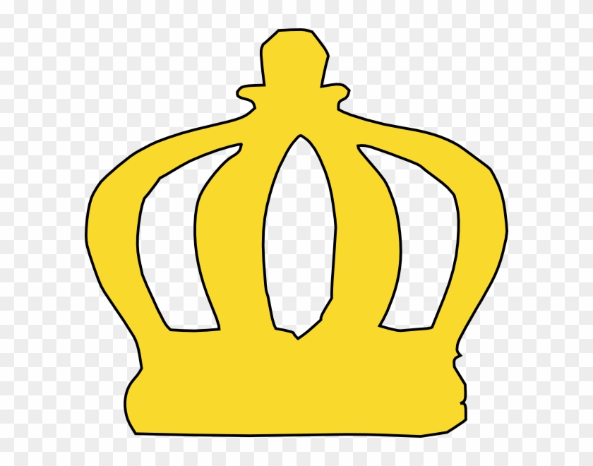 Prince Crown Clipart - Royal Prince Crown Template - Png Download #909824