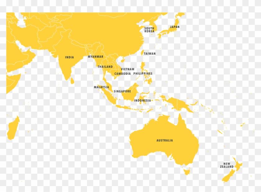 G500 Graduate Program Location - Guam Map World Clipart #911023