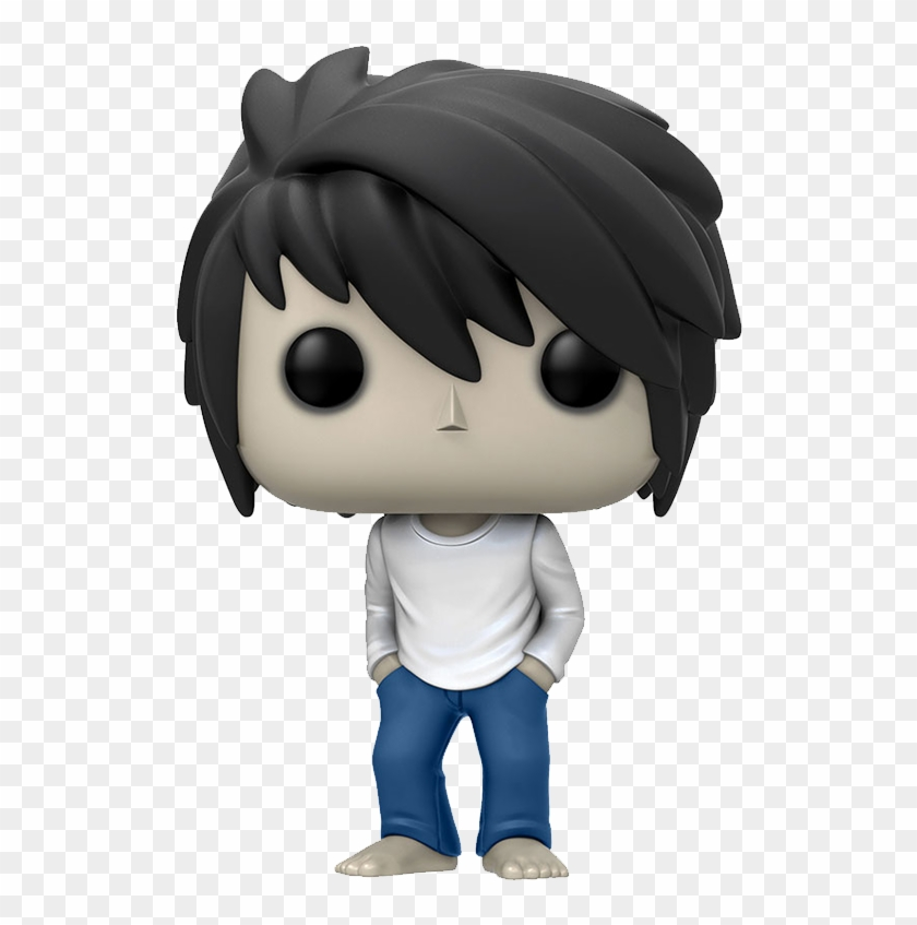 More Images - Funko Death Note Clipart #915304