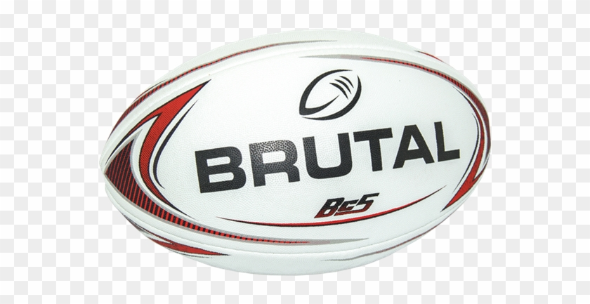 Picture Of Brutal Rugby Ball - Brutal Rugby Clipart #917548