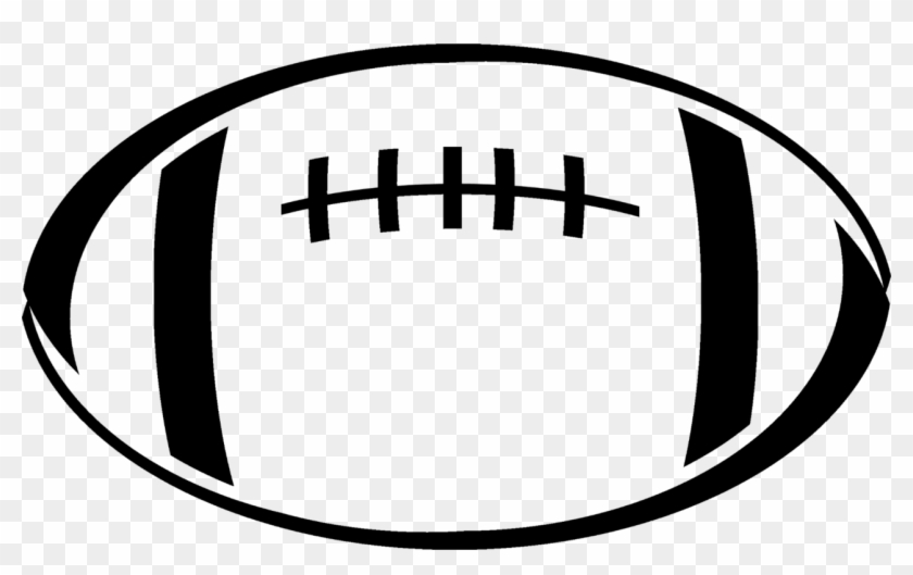 Rugby Ball American Football Drawing - Football Clip Art - Png Download #917753
