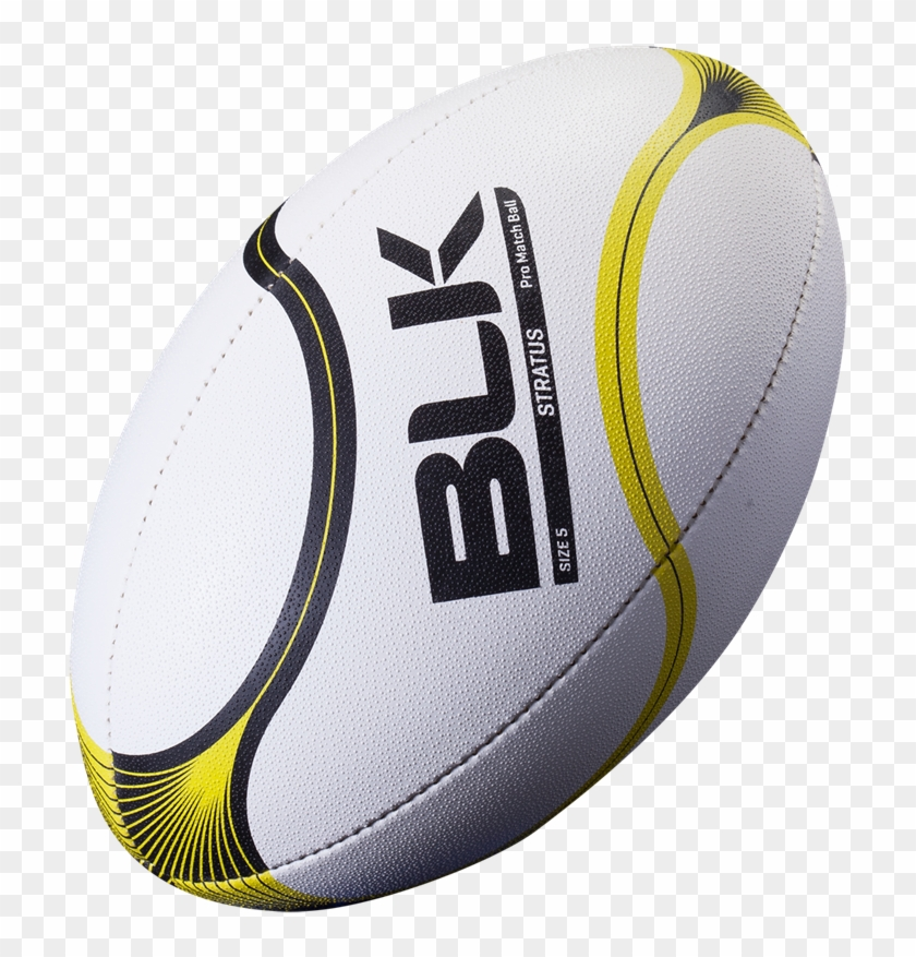Blk Stratus Match Rugby Ball - Mini Rugby Clipart #919157