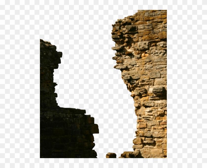Broken Brick Wall Png Clipart@pikpng.com