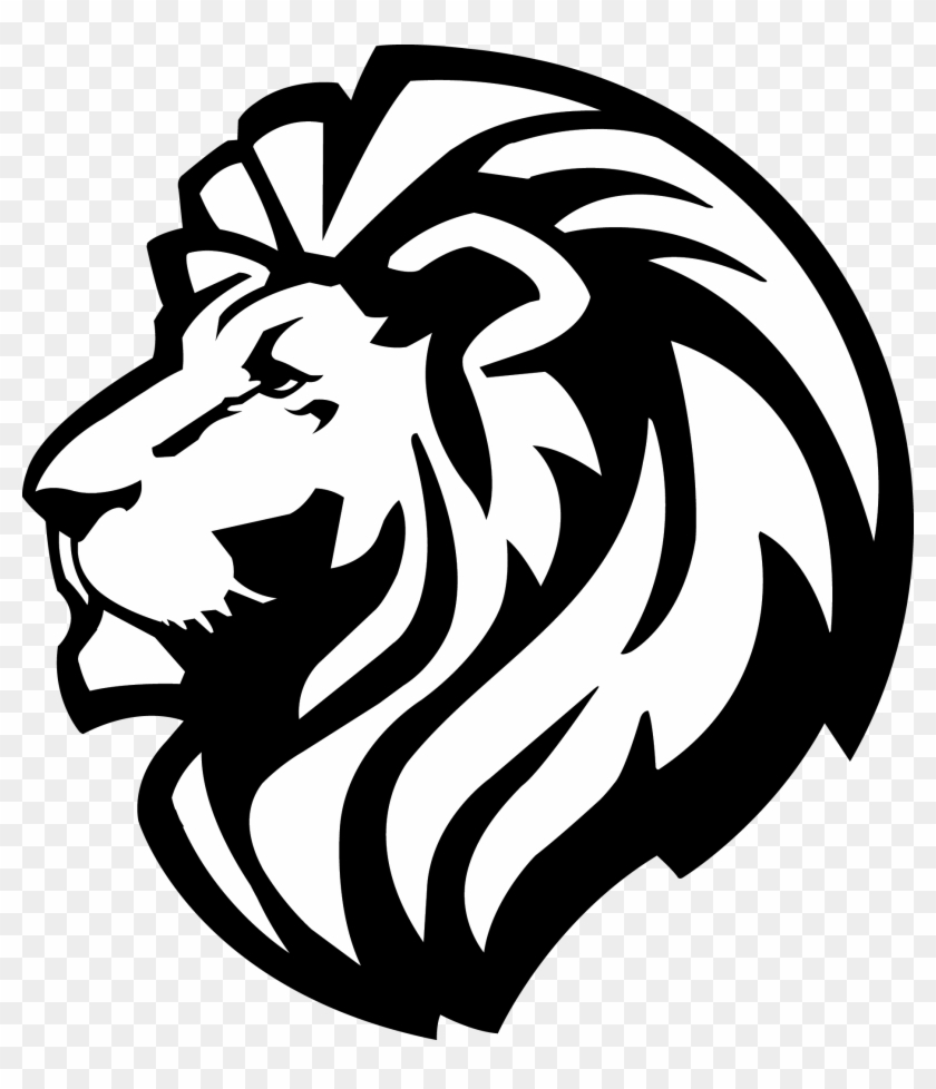 1853 X 2071 5 - Lion Head Clipart Transparent Background - Png Download #922198