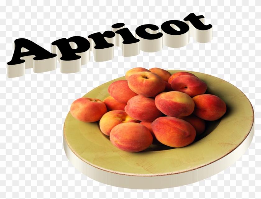 Apricot Png Dimension - Pêche Fruit Clipart #924420