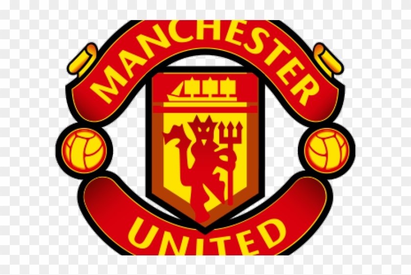 Transparent Manchester United Logo Clipart 924566 Pikpng