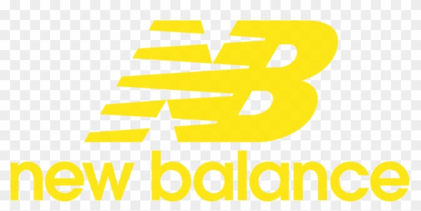 Logo New Balance Png , Png Download - New Balance Logo Yellow Clipart #926370