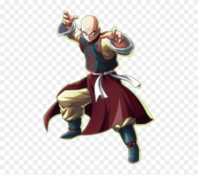 Free Png Download Dragon Ball Fighterz Characters Png - Dragon Ball Fighterz Character Renders Clipart #927763