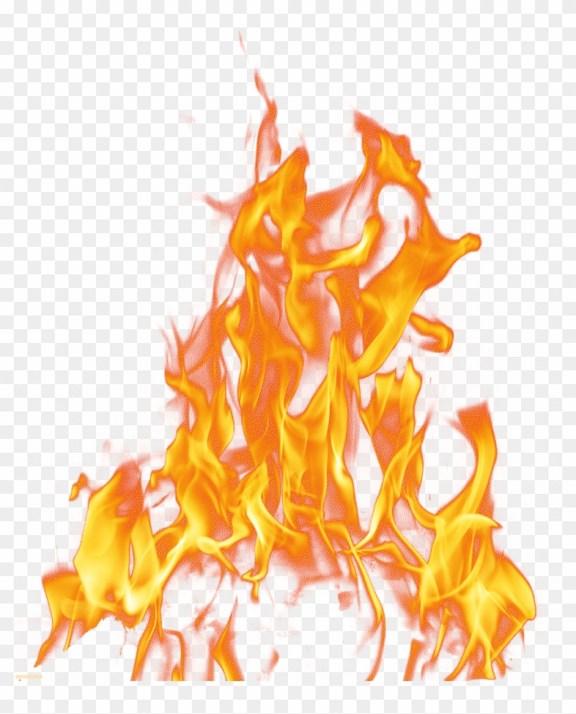 Fire Light Raging Layered Flame Transparent Clipart - Sin Fondo Para Photoshop - Png Download #930339