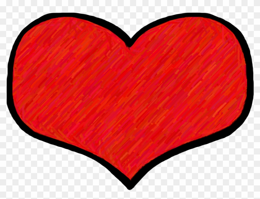 Real Heart Clipart - Cute Red Heart Clipart - Png Download #934772