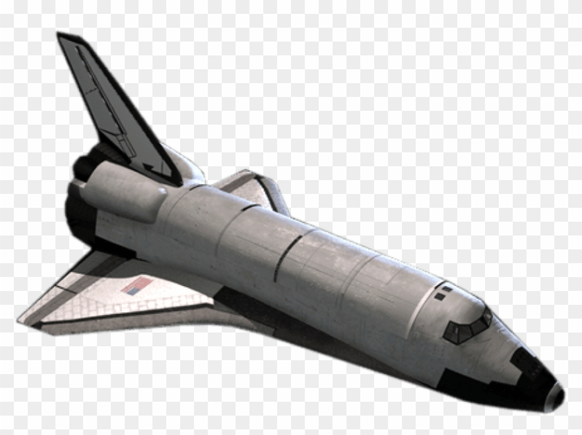 Free Png Download Space Shuttle Top View Png Images - Space Shuttle Transparent Background Clipart #936203