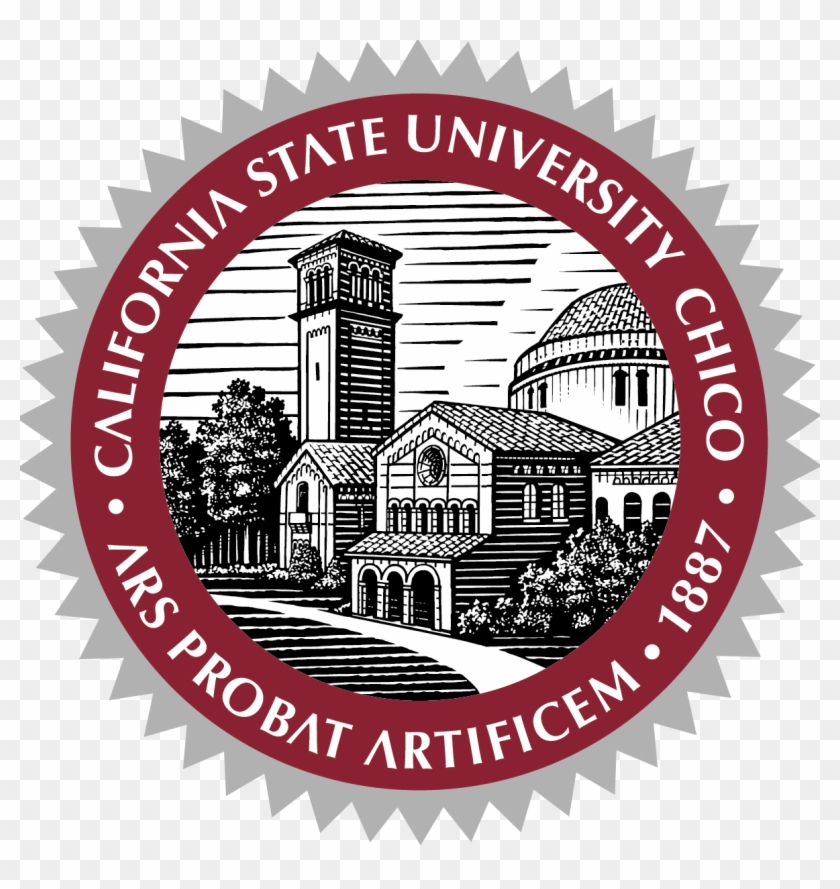 The University Seal - Chico State University Clipart #939288