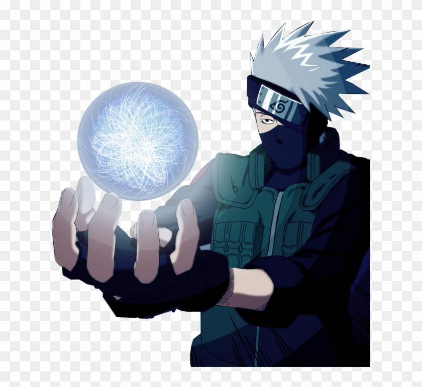 Picture - Kakashi Rasengan, HD Png Download #939998