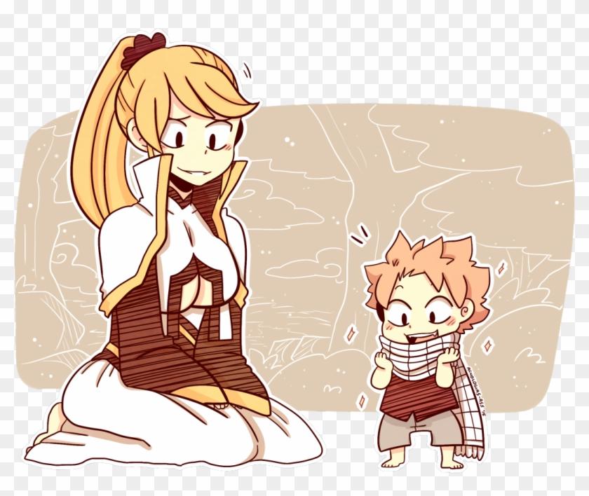 Anna And Natsu - Fairy Tail Anna And Natsu Clipart #941448