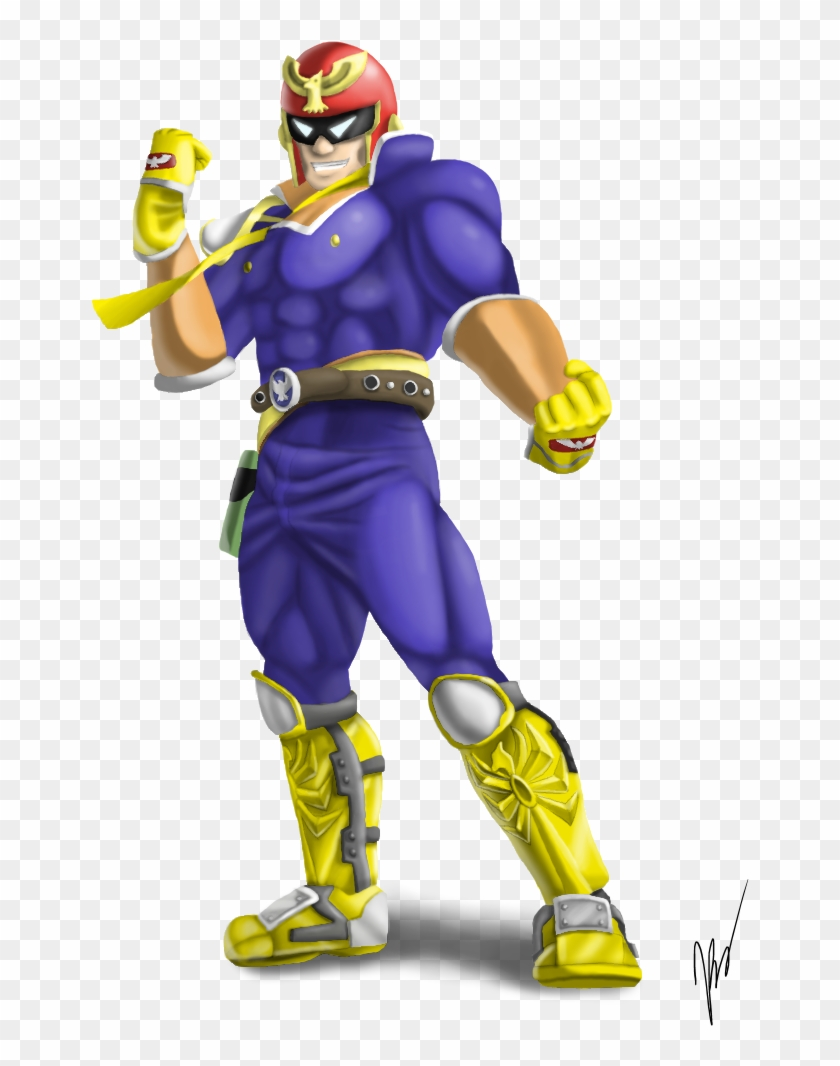 captain falcon frame data
