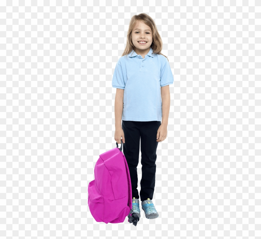 Free Png Download Young Girl Student Png Images Background - Portable Network Graphics Clipart #948730