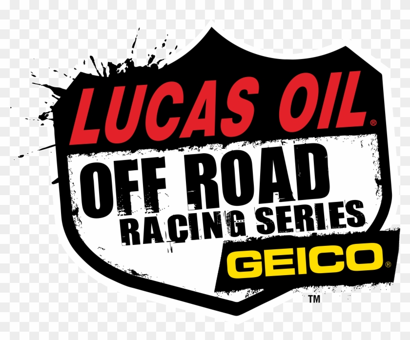 Off Road Racing Logo By Josh Fahey - Lucas Oil Off Road Racing Series Logo, HD Png Download #948991