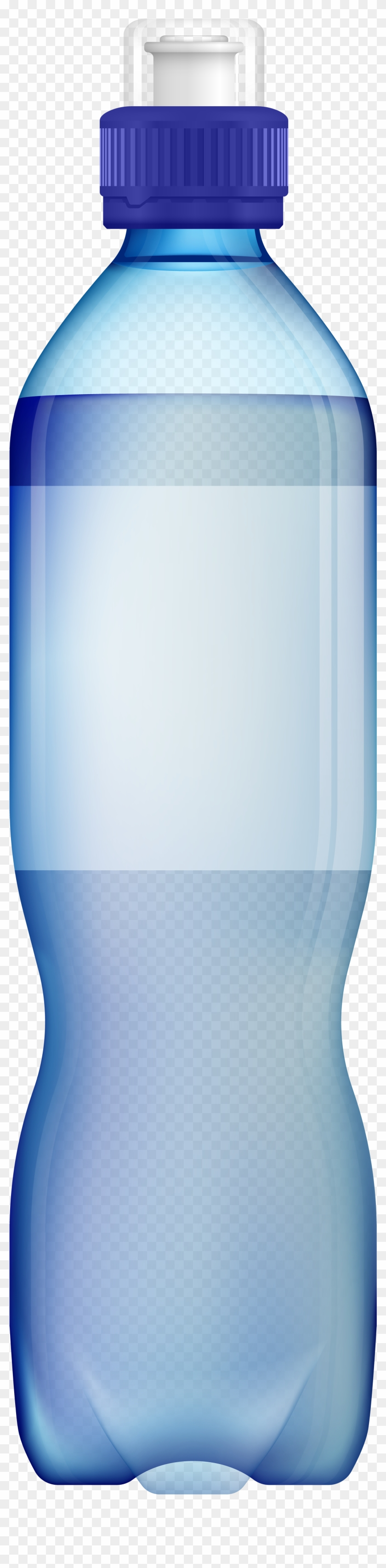 View Full Size - Clipart Water Bottle Png Transparent Png #949202