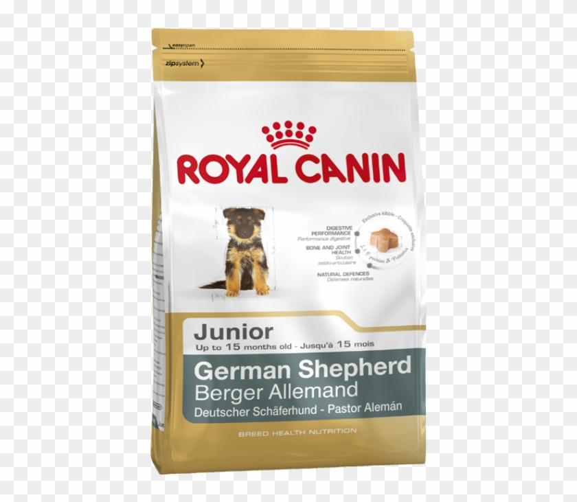 Royal Canin German Shepherd Junior Dog Food - Royal Canin Puppy Pug Food Clipart #949837