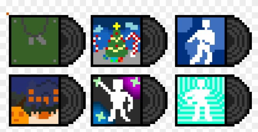 Fortnite Music Pixel Art We Need 8 Bit Music In S8 Graphic