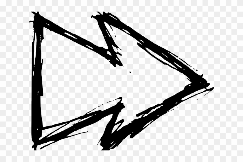 Drawn Arrow Jpeg - Portable Network Graphics, HD Png Download #970384