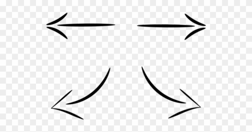 Drawn Arrow Jpeg Arrow Png Free Clipart 970436 Pikpng