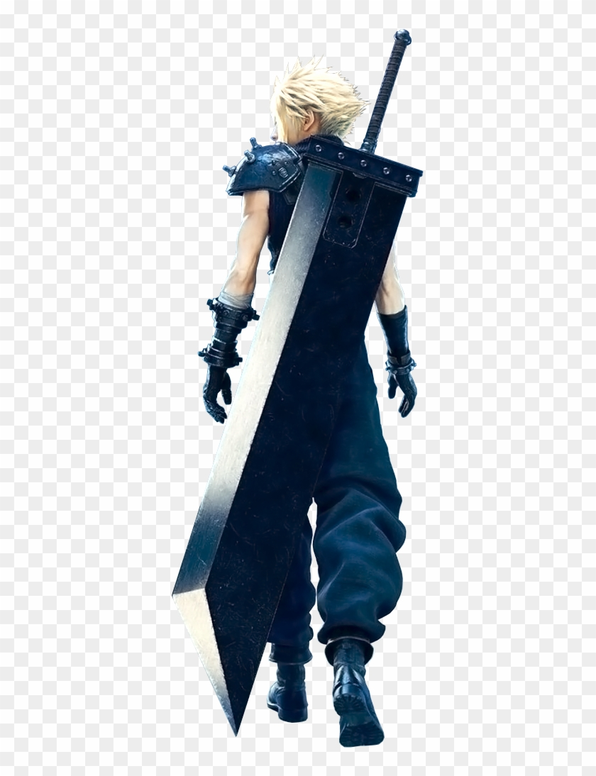 Final Fantasy Vii - Final Fantasy 7 Crisis Core Cloud Clipart #972205